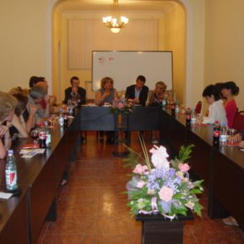 Dictionary presentation, Batumi, 2006,