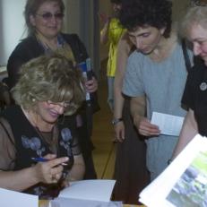 Maia Moniava,Presentation dictionary-Tbilisi, 2006