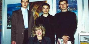 My studentsfrom Javaxishvili University, CTF-2003_1
