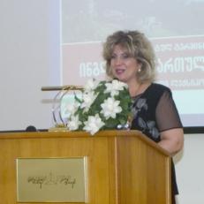 Speech, Presentation dictionary-Tbilisi, 2006.